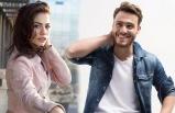 Kerem Bursin Demet Özdemir'le aşk iddialarını ti'ye aldı
