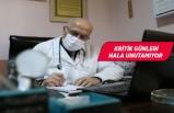 Virüsü yenen doktor o süreci anlattı
