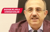 AK Partili başkanlardan Ankara çıkarması