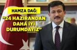 AK Partili Hamza Dağ'dan anket çalışmalarına tepki!