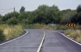 Bergama'da 370 bin metrekarelik yol düzenlemesi yapıldı