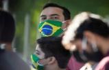 Brezilya'da korona vakası 1 milyonu aştı