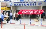 EÜ Tıp Fakültesi Hastanesinde Kontrollü Normalleşme başladı