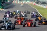 Formula 1'de 3 yarış iptal edildi