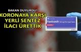 İşte yerli koronavirüs ilacı!