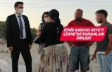 İzmir Barosu Çeşme'deki iddiaları yerinde inceledi