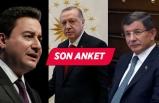 Ne Babacan ne Davutoğlu... İşte dikkat çeken yüzde 7