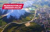 Pamukkale'de balon uçuşları 1 Temmuz'da başlıyor
