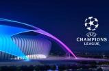 Şampiyonlar Ligi finali İstanbul ev sahipliğinde oynanacak
