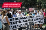 CHP'li  ilçe başkanı sert çıktı: Sattırmayacağız!