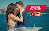 Hande Erçel ve Kerem Bürsin uzun uzun öpüştü!