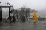 Hanna kasırgasının vurduğu Teksas için sel uyarısı