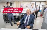 HİM'i arayan vatandaşa Soyer sürprizi