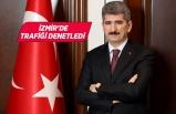 İçişleri Bakan Yardımcısı İnce, İzmir'de trafiği denetledi