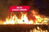 İzmir Balçova'da yangın!