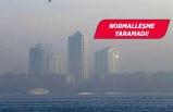 İzmir'de hava kirliliği arttı!