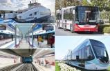 İzmir'de toplu ulaşım araçları Kurban Bayramı'nda ücretsiz
