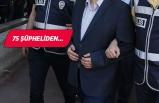 İzmir'deki büyük suç örgütü operasyonunda 49 tutuklama!