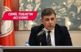 Karşıyaka Belediye Başkanı Tugay'ın babası son yolculuğuna uğurlandı