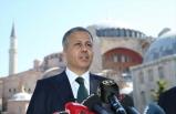Vali Yerlikaya, Ayasofya Camisi'ndeki hazırlıkları açıkladı