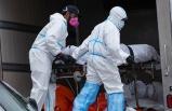 Virüs nedeniyle 567 bin 913 kişi yaşamını yitirdi