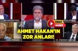 Ahmet Hakan'ın zor anları! CNN Türk'te 'sözümü kesme' tartışması!
