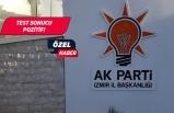 AK Parti İzmir'de korona şoku!