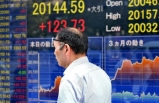 Asya borsaları karışık seyretti