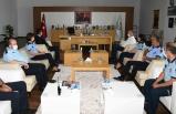 Başkan Selvitopu personelin Zabıta Haftası'nı kutladı.