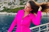 Demet Özdemir tatil videosunu paylaştı
