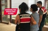İzmir'de PKK/KCK'ya yönelik operasyonda aranan şüpheli yakalandı
