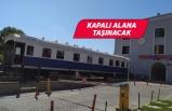 Atatürk'ün kullandığı vagon, kapalı alana taşınacak