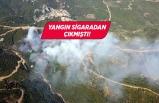 İzmir'in Menderes ilçesindeki yangınla ilgili şüpheli tutuklandı