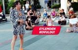 Kadınların eylemine katılmak isteyen Murat Övüç kovuldu!