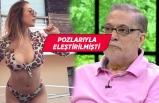 Mehmet Ali Erbil'den Yasmin'in bikinili pozlarına bomba yorum!