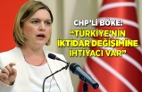 Selin Sayek Böke, Türkiye'ye çağrı yaptı