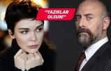 Sevcan Yaşar'dan Halit Ergenç'e sert sözler!