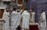 Sümela Manastırı'nda 7.ayin yapıldı