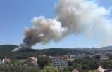 Yangın villalara da sıçradı! Tahliye başladı