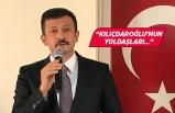 AK Partili Hamza Dağ, Kaftancıoğlu ile ilgili tartışmalara işaret etti
