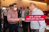 Başkan Soyer ilçe belediye başkanları ile toplantılara başladı