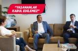 CHP İl Başkanı Yücel'den özür ziyareti
