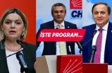 CHP İzmir Salıcı, Torun ve Böke'yi ağırlayacak!