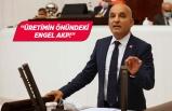 CHP'li Polat: Çiftçiye su yok, yandaşa var!
