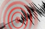 Ege Denizi'nde 4,4 büyüklüğünde deprem!