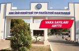 Ege Üniversitesi Hastanesi'nde ameliyatlar iptal edildi