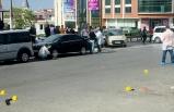 Esenyurt'ta taksi durağındaki silahlı kavga