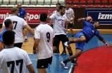 Hentbolda İzmir Fuar Kupası son gün müsabakalarıyla tamamlandı
