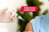 İlk koronavirüs aşısı gönüllülere yapıldı
