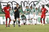 Beşiktaş, Konyaspor karşısında hüsrana uğradı